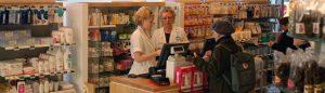 Find alt hvad du skal bruge til pleje af dit helbred på dit lokale apotek